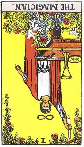 The Magician Reversed – What Does It Mean?
