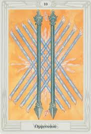 Tarot Tutorial - 10 Of Wands - It's Time For Clarity