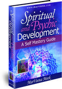 Spiritual & Psychic Develpment Ebook, Psychic Medium MarVeena, Dallas TX Psychic Medium