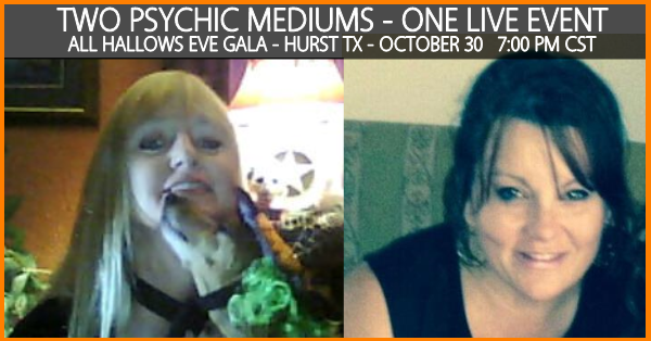 All Hallow's Eve Mediumship Seance October 30, 2014