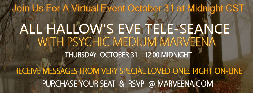 All Hallow's Eve Virtual Seance 1