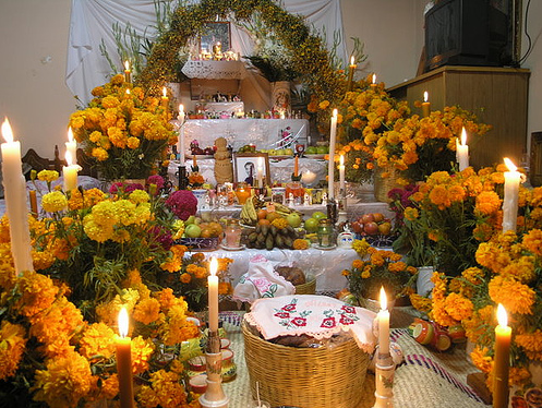 Feast_Of_The_Dead_Altar_Mexico