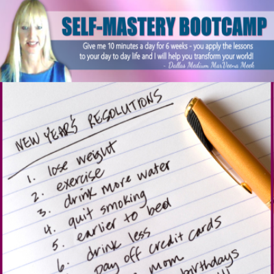 MarVeena's Self Mastery Bootcamp