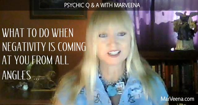 Psychic Q & A 22