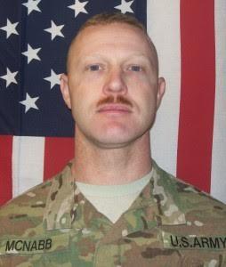 Sgt McNabb War Hero