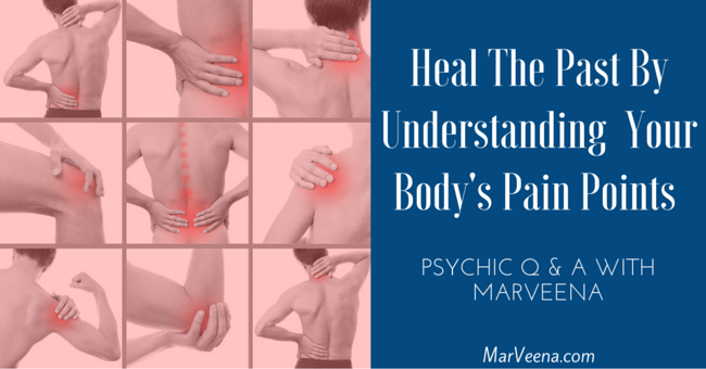 heal the past, spiritual meaning of pain points, understanding pain points, painful memories,