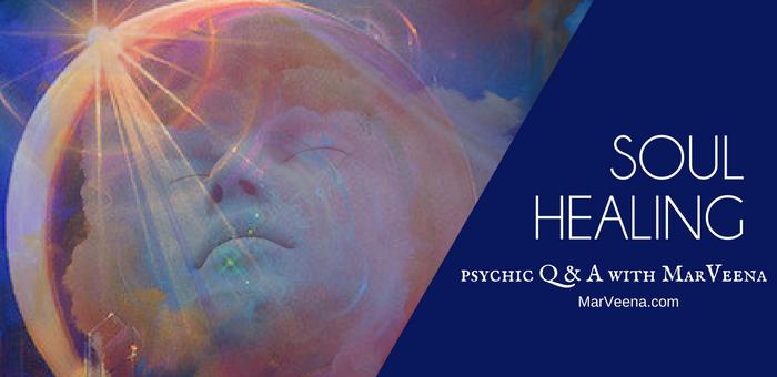 soul healing, soul clearing, psychic medium marveena, marveena, meek