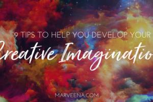 #138 Develop Creative Imagination