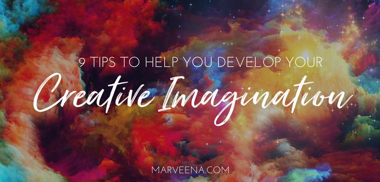 developing imagination, Psychic Medium MarVeena, Dallas Texas Psychic Medium, MarVeena