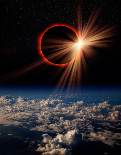 Solar Eclipse Mysteries