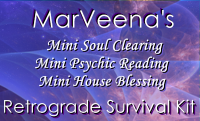 Spiritual Intuitive MarVeena Meek Is Offering A Mercury Retrograde Survival Kit To Help With The Energetic Challenges So Many People Are Facing During This Retrograde