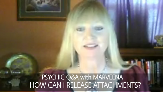 Psychic Medium MarVeena Meek answers your most pressing questions during her weekly Psychic Q&A