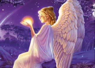 MarVeena Connects To Angels 1 – Create A Angel Altar