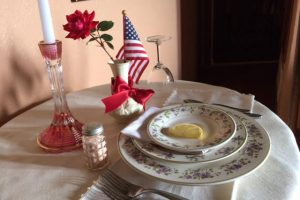 Memorial day, missing soldier table, healing and closure, celebrating our fallen heroes Memorial day