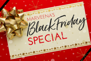 MarVeena's Black Friday Offer