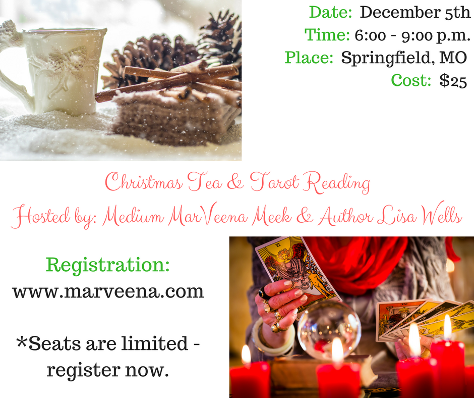 Christmas Mediumship Events