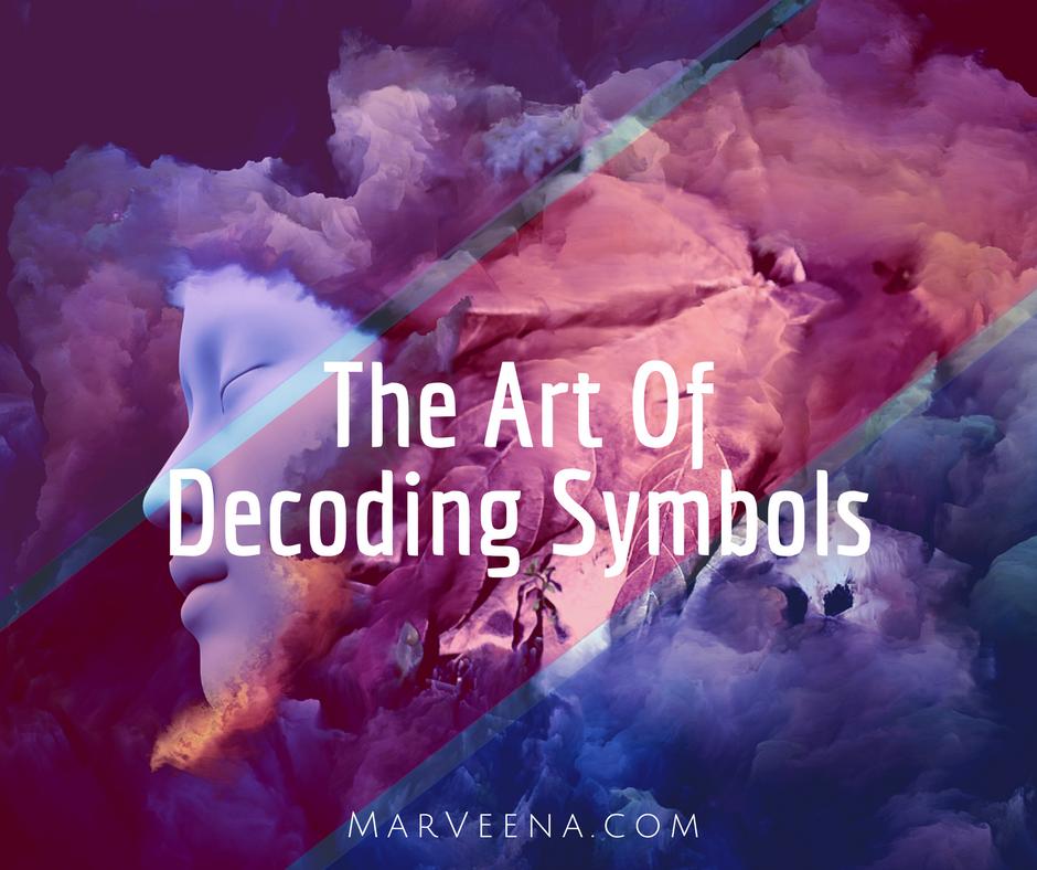 Psychic Medium MarVeena Meek, MarVeena.com, Decoding symbols, spirituality